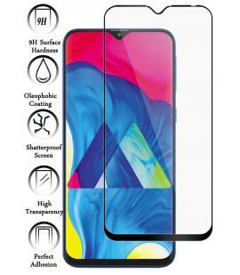 Protector de Cristal Templado Completo 3D 9H para Samsung Galaxy M10 Elige Color