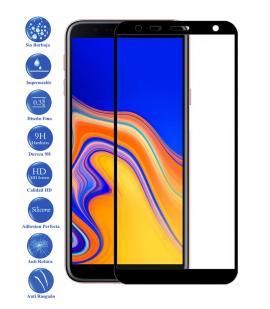 Protector de Cristal Templado Completo para Samsung Galaxy J4 Core Elige Color