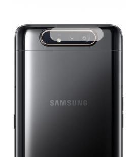 Protector para lente de camara Cristal Templado Vidrio 9H del Samsung Galaxy A80