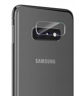 Protector para lente de camara Cristal Templado 9H del Samsung Galaxy S10E S10 E