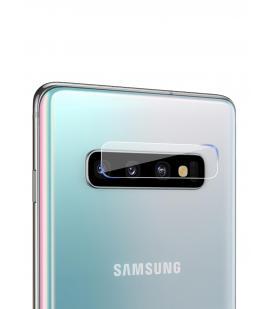 Protector para lente de camara Cristal Templado 9H del Samsung Galaxy S10 Plus