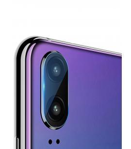 Protector para lente de camara Cristal Templado Vidrio 9H del Huawei P20 Pro