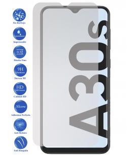 Protector de Pantalla Cristal Templado Vidrio 9H Premium para Galaxy A30S