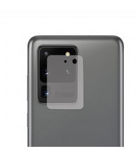 Protector para Samsung Galaxy S20 Ultra lente de camara Cristal Templado Vidrio