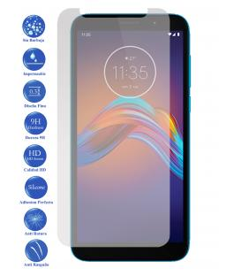 Protector de pantalla Motorola Moto E6 Play de Cristal Templado Vidrio 9H para movil - Todotumovil