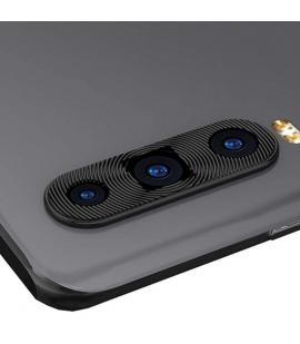 Protector para lente de cámara Huawei P30 Lite Nova4e anti arañazos y golpes en color negro