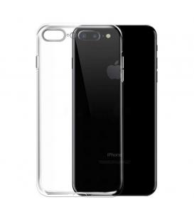 Funda rígida transparente TPU carcasa para IPhone 7 plus