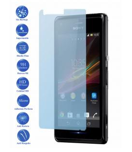 Protector de Pantalla Cristal Templado Premium para Sony Ericsson Xperia M