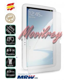 Set Protector de Pantalla Cristal Templado para Samsung Galaxy Tab 3 10.1 P5200
