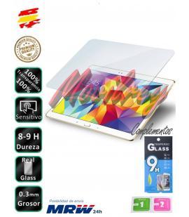 Set Protector de Pantalla Cristal Templado para Samsung Galaxy Tab 4 10.1 T530