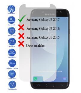 Protector de Pantalla Cristal Templado Vidrio para Samsung Galaxy J5 2017 J530