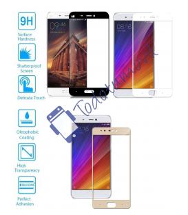 Protector de Cristal Templado Completo 3D 9H para Xiaomi MI5 MI 5 Elige Color
