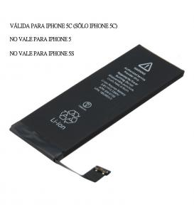 Repuesto de bateria interna / recambio compatible con Apple iphone 5C 5GC 1520