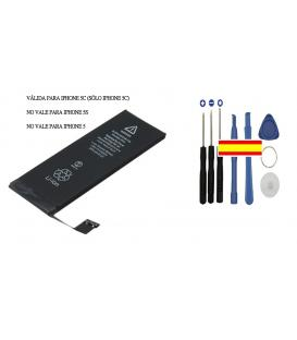 kit reparacion bateria interna + herramientas original para Apple iphone 5C 5GC