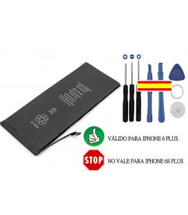kit reparacion bateria interna + herramientas original para Apple iphone 6 plus