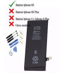 Kit Repuesto bateria interna + herramientas compatible con Apple iphone 6S 6GS