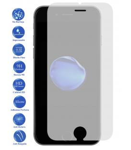 Pack Protector de Pantalla Cristal Templado Vidrio para Apple Iphone 7 de 4.7