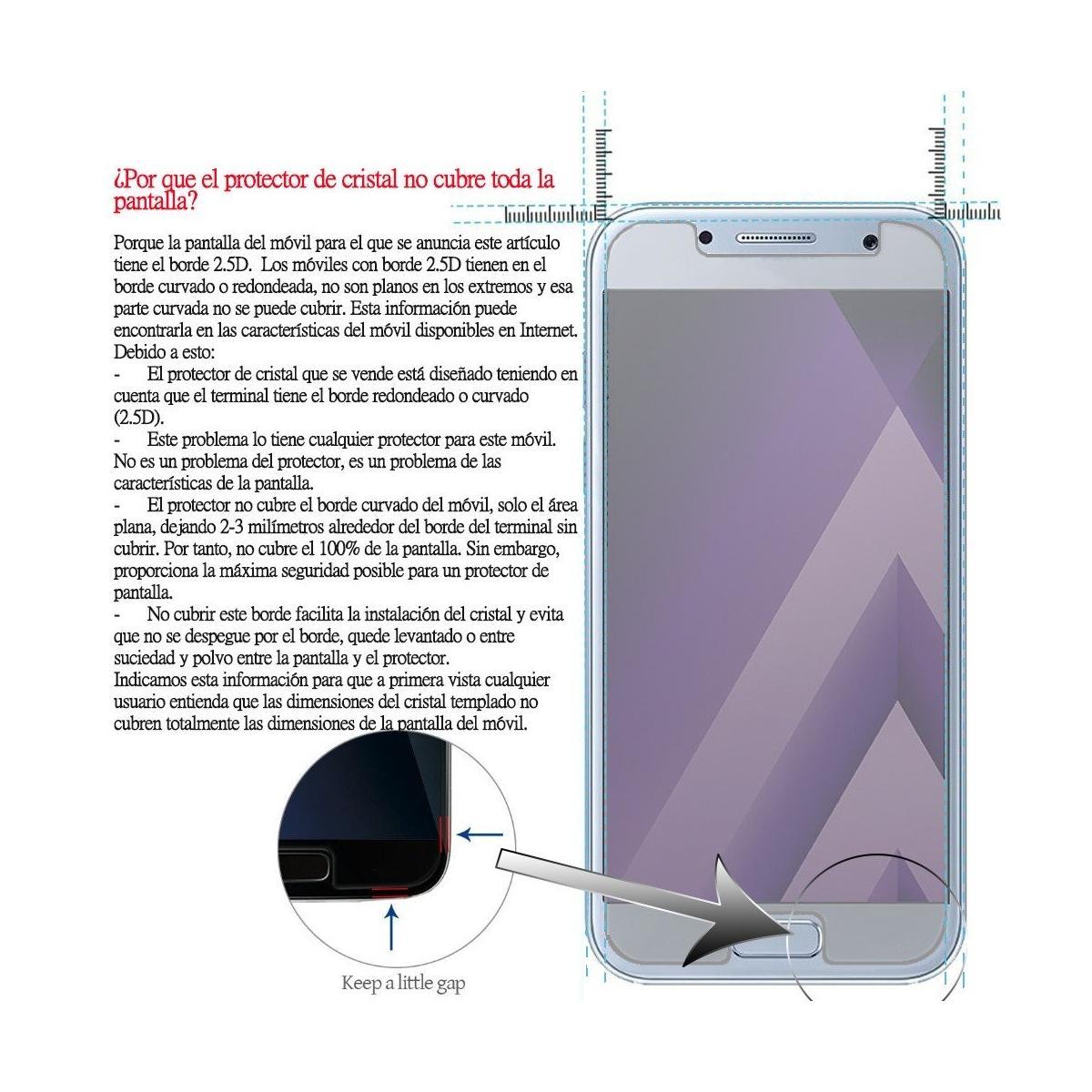 dd39569b71f Pack Protector de Pantalla Cristal Templado Premium para Apple Iphone 6S ...