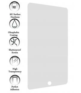 Kit Protector de Pantalla Cristal Templado Vidrio 9H para Apple Ipad Mini 3