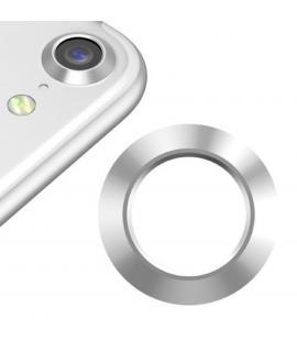Protector Aro Anillo de metal para camara y lente Apple Iphone 7 I7 Color Metal
