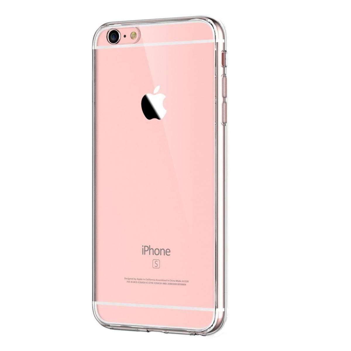 Comprar Funda Silicona para iPhone 6 / 6S Transparente con efecto