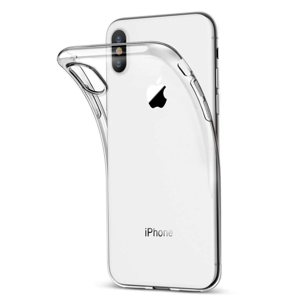 Funda iPhone X Carcasa Silicona Gel