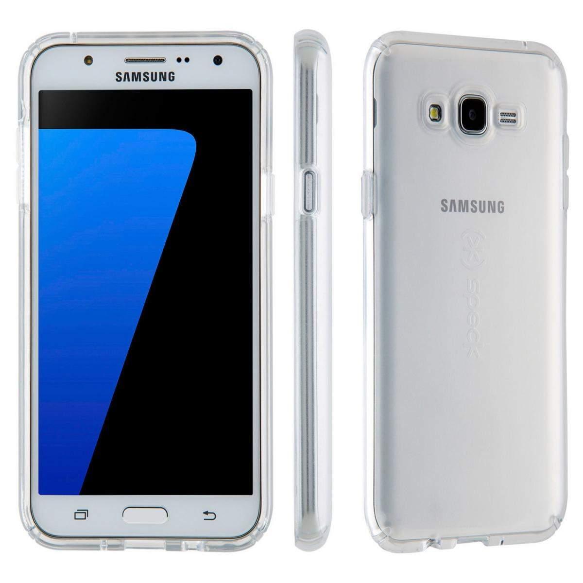 c4853cfe65d Funda de gel TPU Carcasa silicona para Samsung Galaxy J7 2016 Transparente