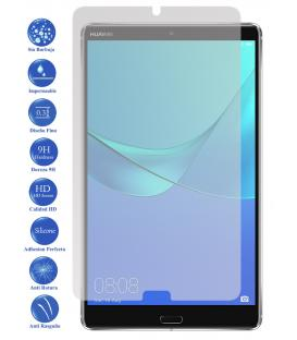 Protector de Pantalla Cristal Templado Vidrio 9H Tablet para Huawei M5 8.4