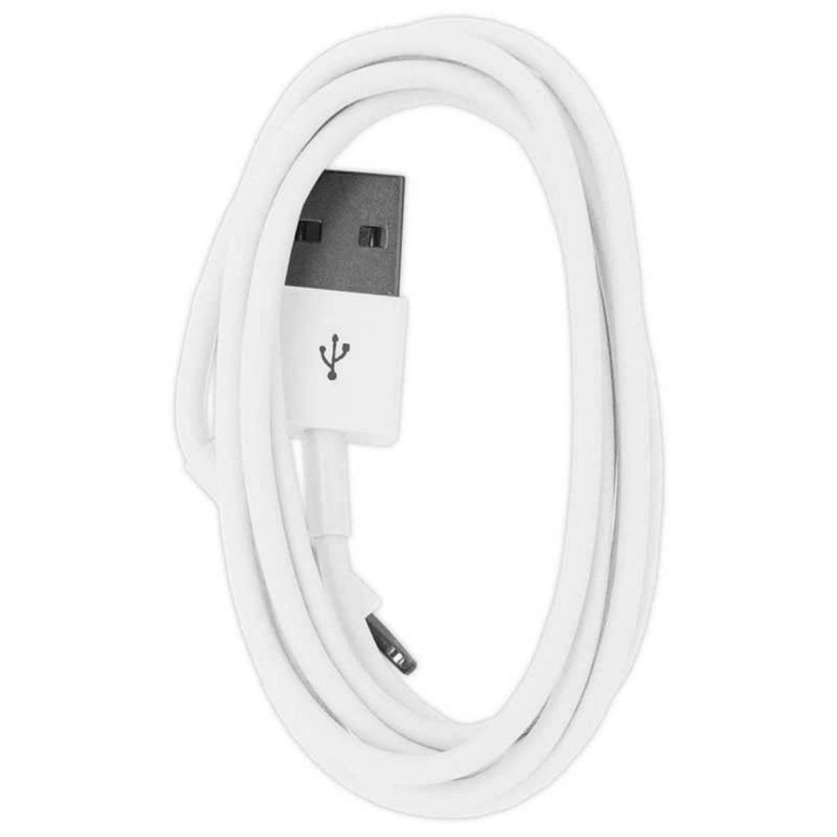 e60949f4f5e Cable cargador USB lightning 8 pin COMPATIBLE con Apple Iphone para carga  datos