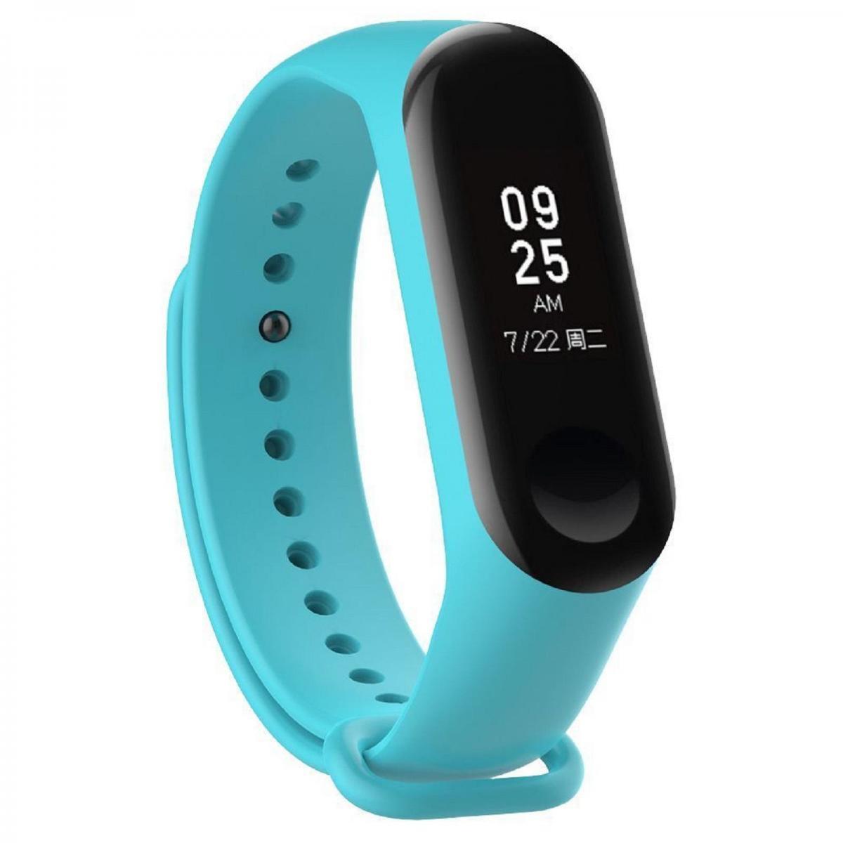 ebcef70db128 Recambio de correa de silicona para pulsera reloj Xiaomi Mi Band 2