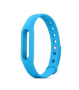 Recambio de correa de silicona para pulsera reloj Xiaomi Mi Band Color Azul