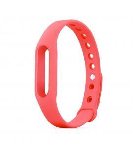 Recambio de correa de silicona para pulsera reloj Xiaomi Mi Band Color Roja