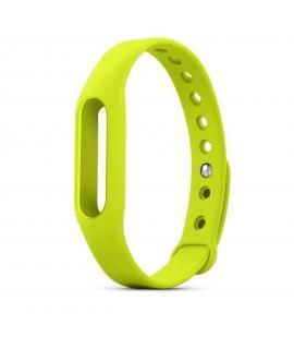Recambio de correa de silicona para pulsera reloj Xiaomi Mi Band Color Verde