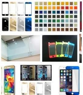 Cristal Templado de colores