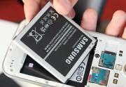 Recambio de baterías Samsung para los modelos de Galaxy